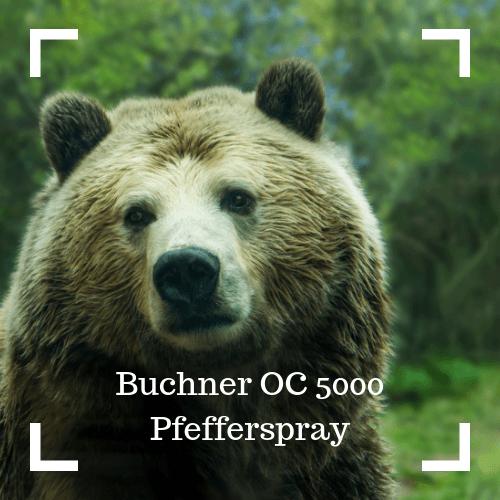 Buchner OC 5000 Breitstrahl Pfefferspray